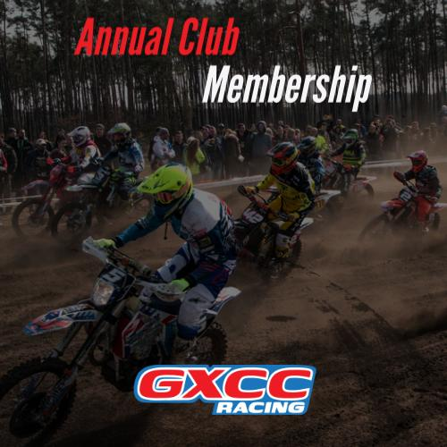 Annual Club Membership